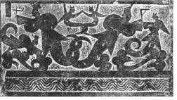 Frühzeitliche Malerei